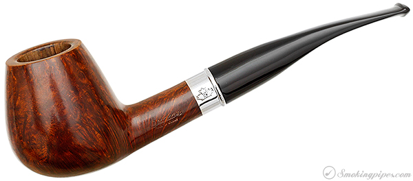 Brigham Smooth Bent Brandy (630)