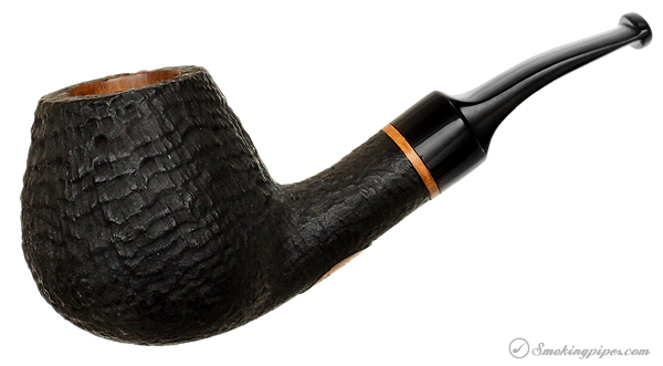 Misc. Estate Dirk Claessen Sandblasted Bent Brandy (67) (2001)