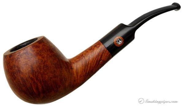 American Smoking Pipe Co. Smooth Bent Apple (11) (1997) (Mark Tinsky)