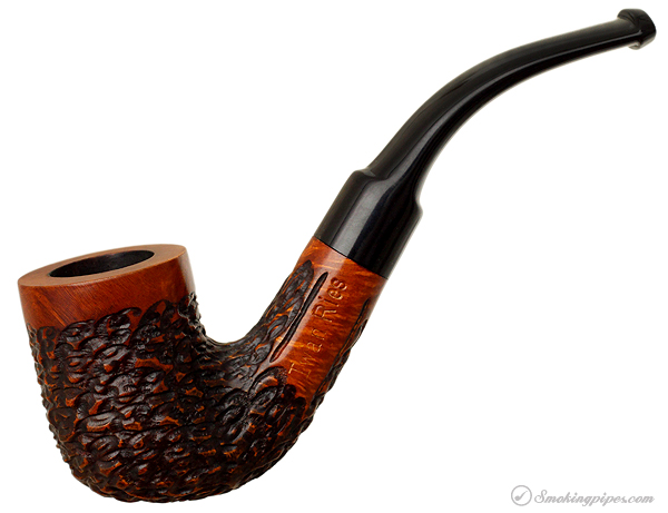 Iwan Ries Partially Rusticated Bent Billiard
