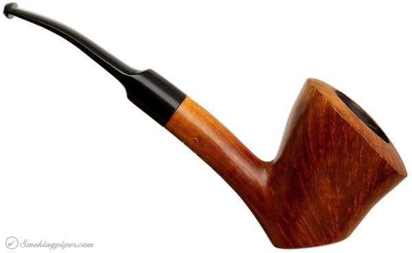 American Estate American Smoking Pipe Co. Smooth Cherrywood (Regd. No.) (Curt Rollar)
