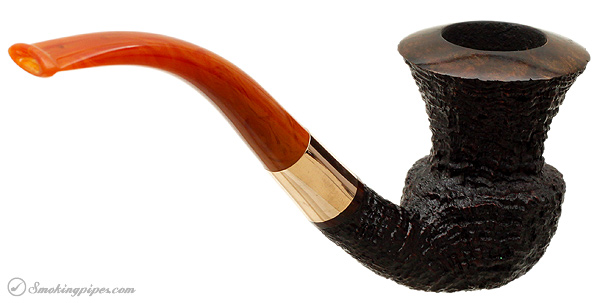 American Estate J. T. Cooke Sandblasted Calabash