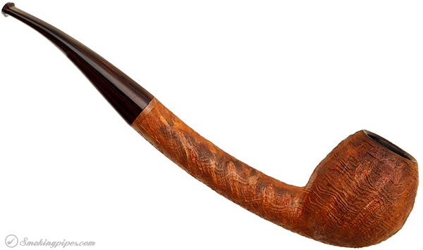 American Estate Rad Davis Sandblasted Bent Apple (2009)