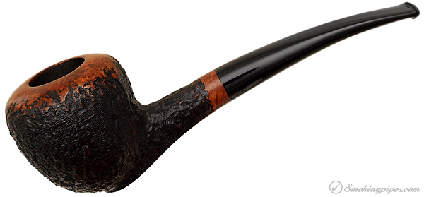 Randy Wiley Galleon Rusticated Bent Acorn (44)