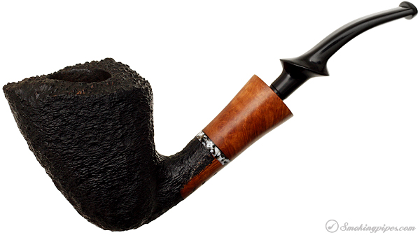 American Estate Randy Wiley Galleon Partially Rusticated Bent Dublin (55)