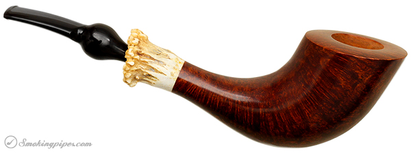 American Estate Sam Learned Smooth with Antler Ferrule (Star) (6) (1998) (Unsmoked)
