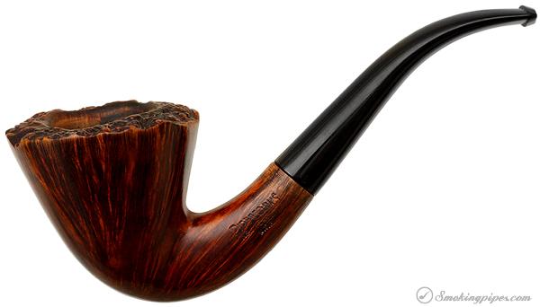 Elliot Nachwalter Wilke Pipe Works Smooth Bent Dublin (Replacement Stem; Shank Repair)