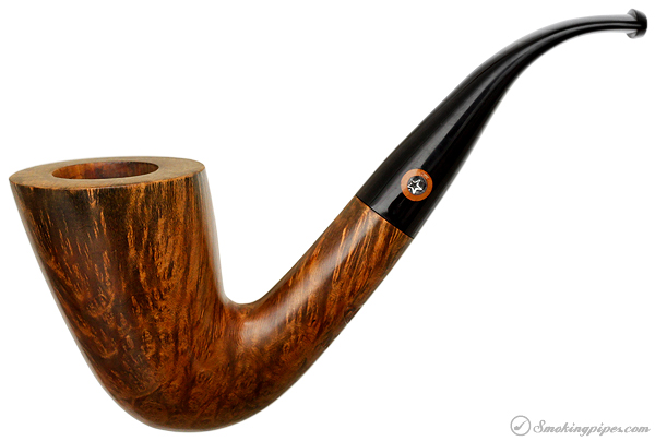 American Estate American Smoking Pipe Company Smooth Bent Dublin (Reg. No.)