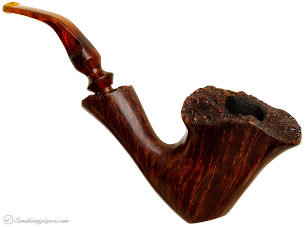 American Estate Randy Wiley Patina Bent Dublin Sitter (50)