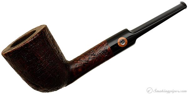 American Estate American Smoking Pipe Co. Sandblasted Dublin (Mark Tinsky) (1997)