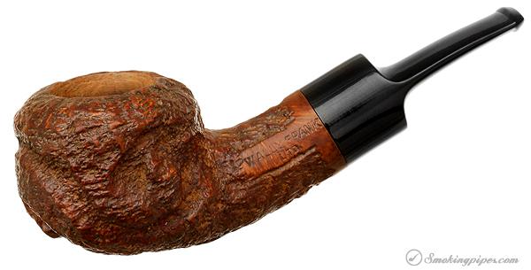 Wally Frank Ltd. Carved Bent Pot
