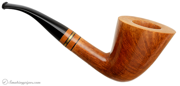 American Estate American Smoking Pipe Company Smooth Bent Dublin (Reg. No.) (Unsmoked)