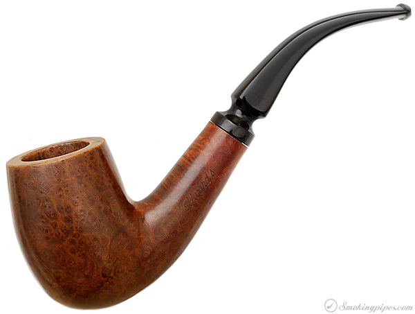 Edward's Smooth Bent Billiard (712-L) (Replacement Twin-Bore Stem)