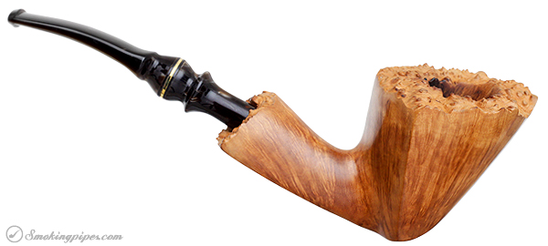 American Estate American Smoking Pipe Co. Smooth Freehand (Mark Tinsky) (Reg. No.) (1990) (Replacement Stem)
