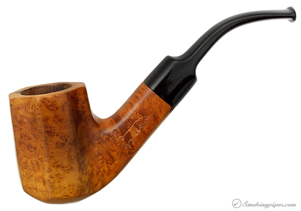 J.M. Boswell Spot Carved Paneled Bent Billiard (1997)