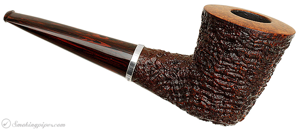 American Estate Larry Roush Sandblasted Dublin with Silver (L2) (1817) (2010) (Unsmoked)
