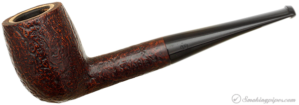 Ehrlich Meerschaum Lined Sandblasted Billiard