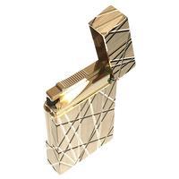 Lighters S.T. Dupont Lighter Ligne 2 Firelines Gold