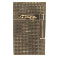 Lighters S.T. Dupont Lighter Ligne 2 Diamond Head Yellow Gold