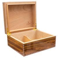 Humidors & Travel Cases Savoy Marquis Caramel Elm Small