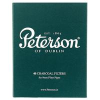 Filters & Adaptors Peterson 9mm Pipe Filters (40 Pack)