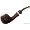 Urano Rusticated Bent Apple with Silver
