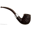 Ashton Brindle Bent Billiard with Silver Army Mount (LX)