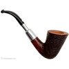 Caminetto Sandblasted Bent Dublin with Silver Spigot