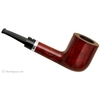 Caminetto Smooth Red Billiard with Silver Ring (05) (AR)