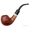 Classica Sandblasted Bent Apple with Silver (N)