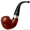Peterson Sherlock Holmes Smooth Brown Baskerville Fishtail