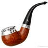 Silver Cap with Hinged Lid (03) P-Lip