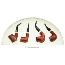 Adventures Sherlock Holmes Smooth 4 Pipe Set