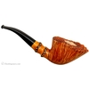 "Radice Clear ""Gold"" Bent Dublin with Faux Bamboo"