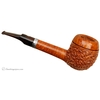 Rinaldo Egea Collection Partially Rusticated Bent Apple Sitter (SL-8)