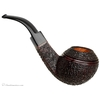 Rinaldo Lithos Rusticated Bent Bulldog (YY) (Titania)