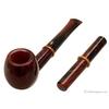 Savinelli Brown Set Smooth (207) (6mm)