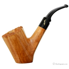 Autograph Smooth Bent Dublin Sitter (5) (6mm)