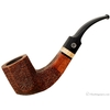 Mark Tinsky Sandblasted Paneled Bent Billiard with Spalted Tamarind