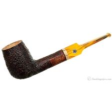 Sandblasted Billiard with Spalted Tamarind (5)
