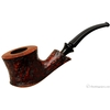 Randy Wiley Galleon Partially Rusticated Bent Freehand