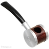 Tsuge Smooth Metal Silver Blowfish