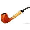 Tsuge Smooth Bent Billiard with Bamboo