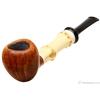 Hiroyuki Tokutomi Smooth Apple with Bamboo and Mastodon Ivory