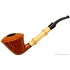 Smio Satou Smooth Bent Dublin with Bamboo
