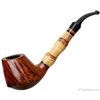 Smio Satou Smooth Bent Brandy with Bamboo and Tsuishu