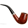 Ser Jacopo De Divina Proportione Smooth Bent Billiard with Silver (L1)