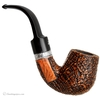 Ser Jacopo Picta Picasso Sandblasted Bent Billiard with Silver (S2) (22)