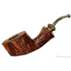 Neerup P. Jeppesen Handmade Ida Easy Cut Sandblasted Bent Pot (2)