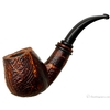 P. Jeppesen Handmade Ida Easy Cut Sandblasted Bent Brandy (3)